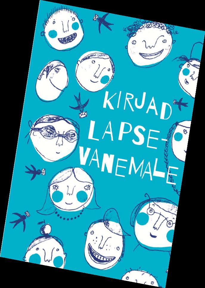 """Indrek Koffi ja Liisa-Ly Pakosta teabetrükis """"Kirjad lapsevanemale"""". 2016. a äramärgitud töö tarbeteksti kategoorias"""